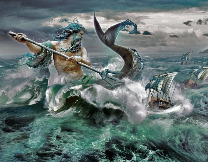 greek mythology and poseidon weapon choice Read the short story and myth of poseidon, god of the sea and visit the ancient world of gods & monsters poseidon once had a quarrel with one of the goddesses over a piece of land which each one wished to own, and at last they asked the other gods to settle the dispute for them.